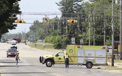 UPDATE: Wisconsin motorcyclist dies following crash on U S  10
