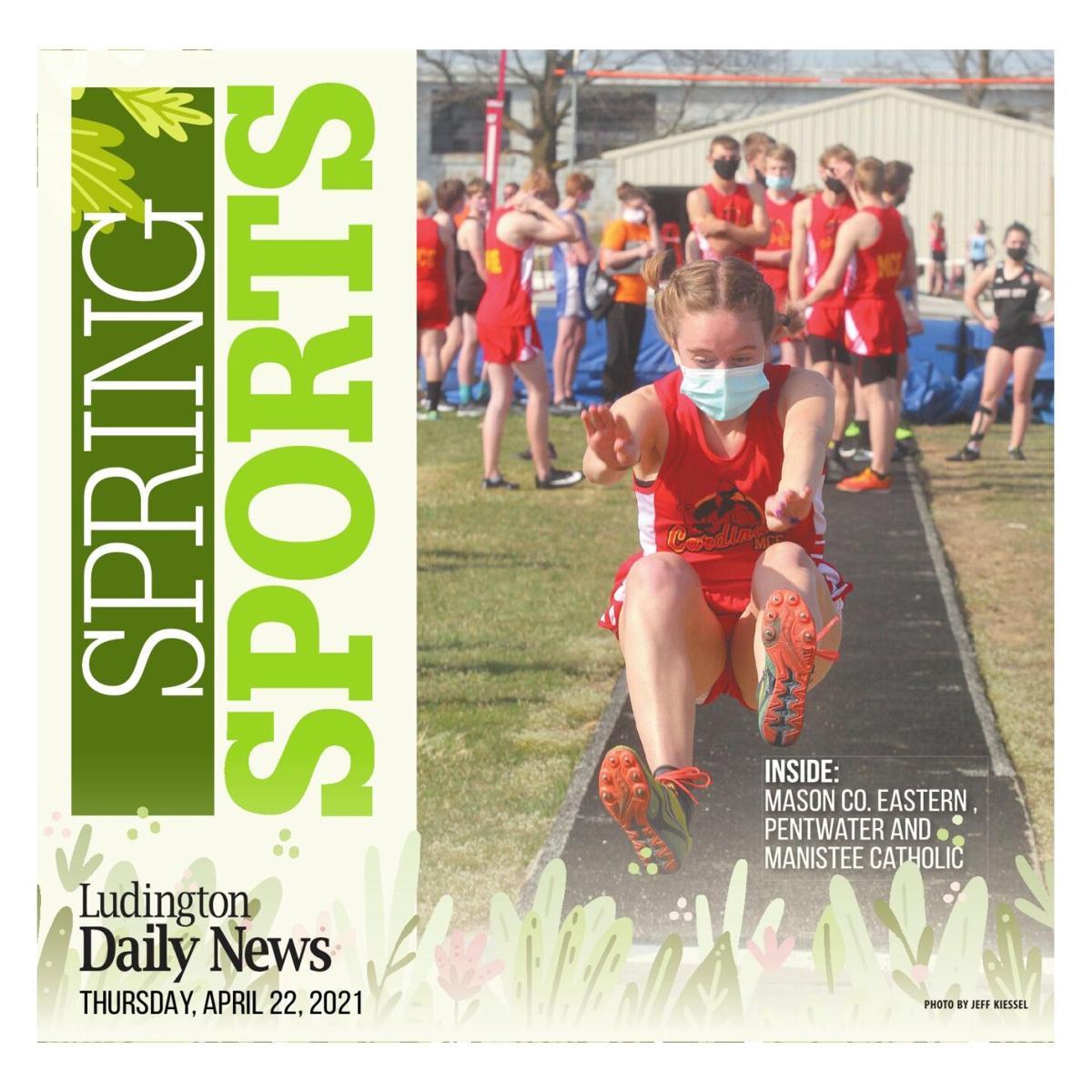 Spring Sports - MCE, Pentwater, Manistee Catholic