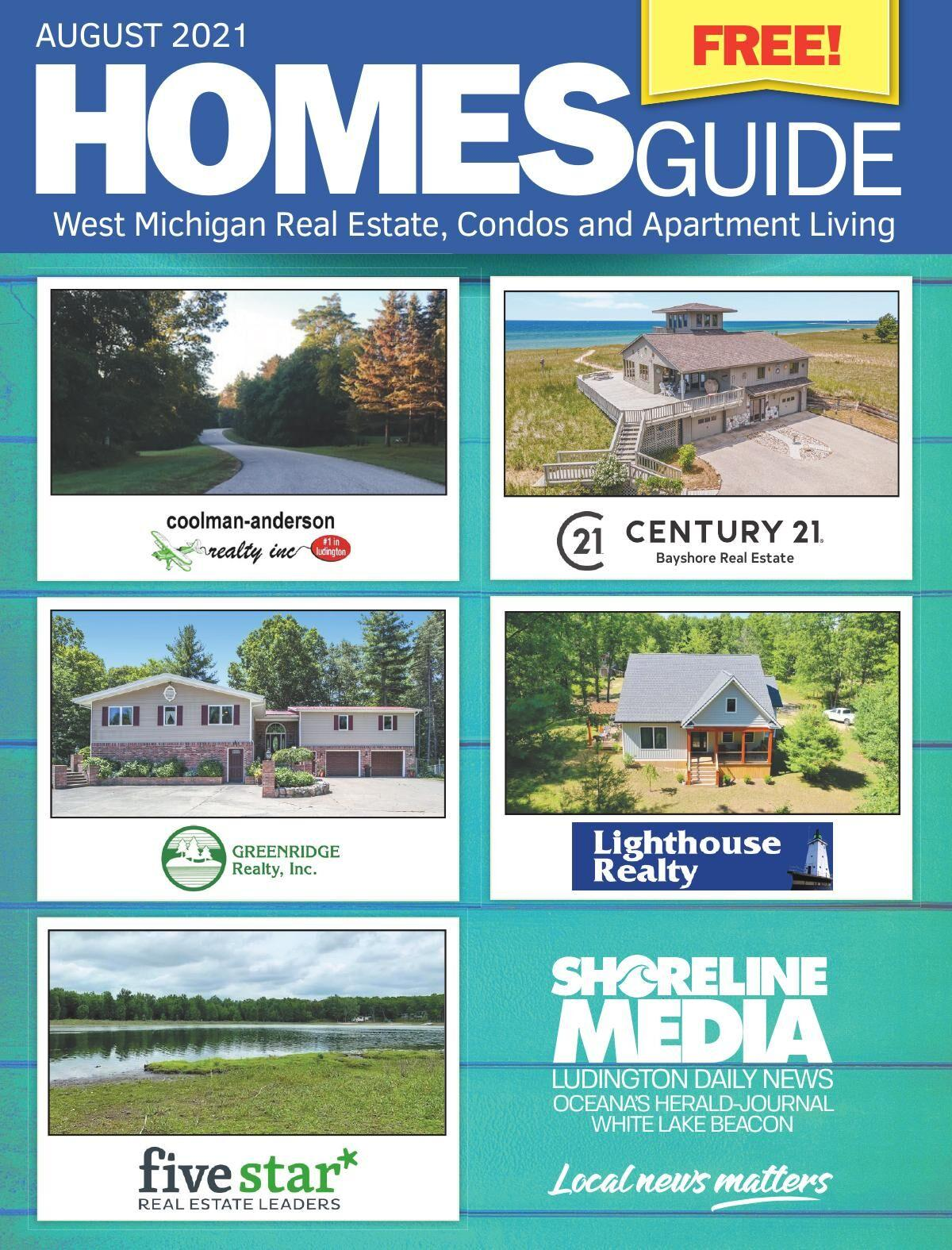 Homes Guide - August 2021