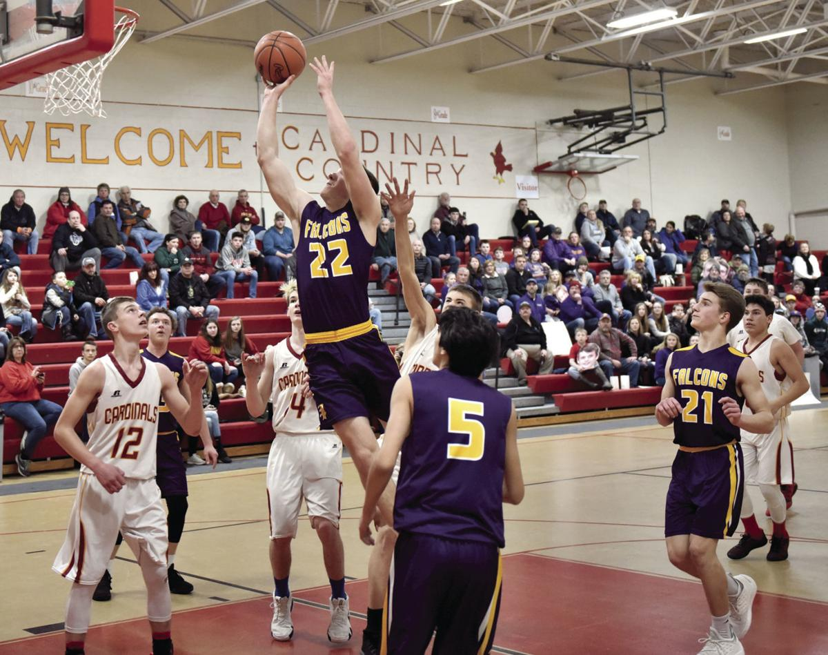 Pentwater boys score district-opening victory against Mason