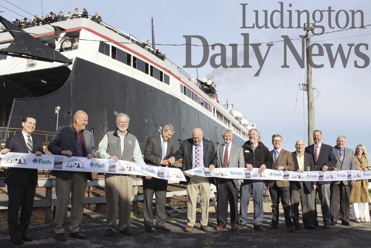 Ribbon cut for rebuilt SS Badger docks