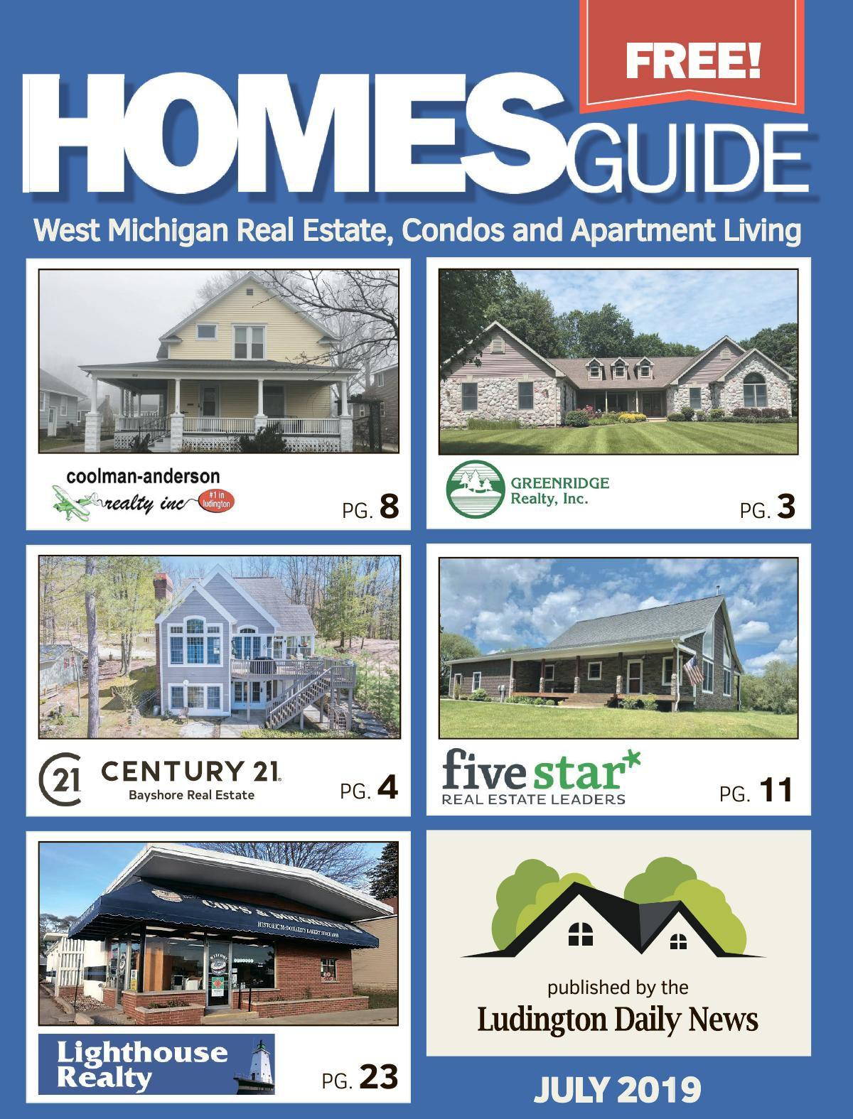Homes Guide - July 2019