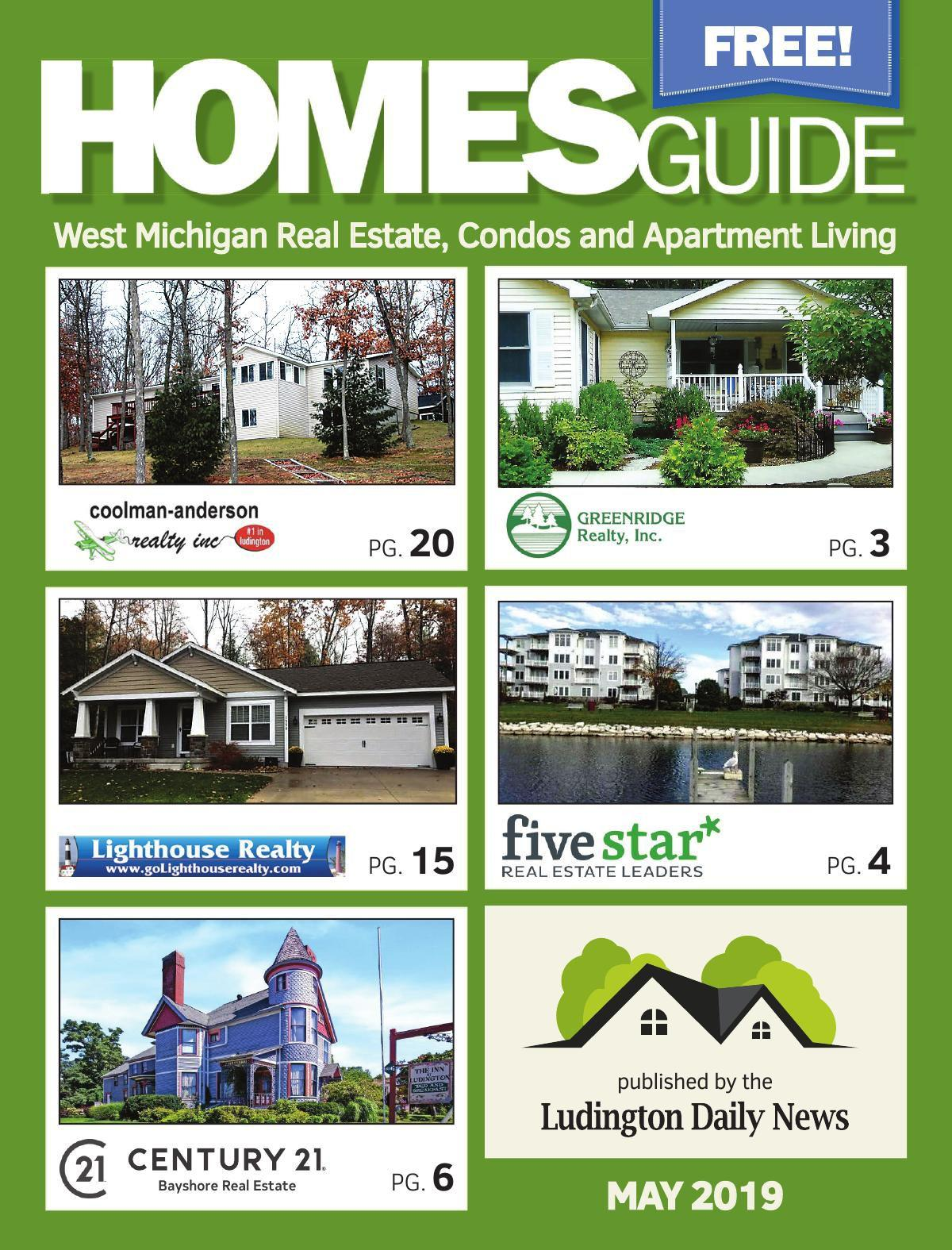 Homes Guide - May 2019