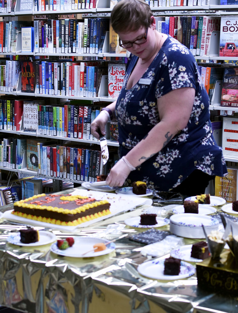 Pentwater library birthday
