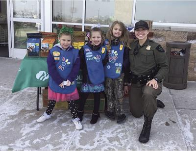 Local Girl Scouts launch annual cookie selling season