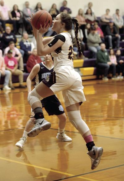 Brethren at Pentwater girls basketball (copy)