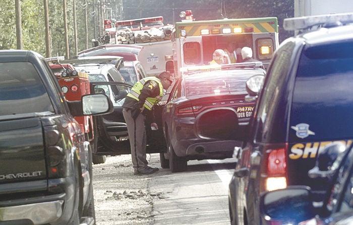 Deer Crashes Through Van Windshield Killing Man In Mason County
