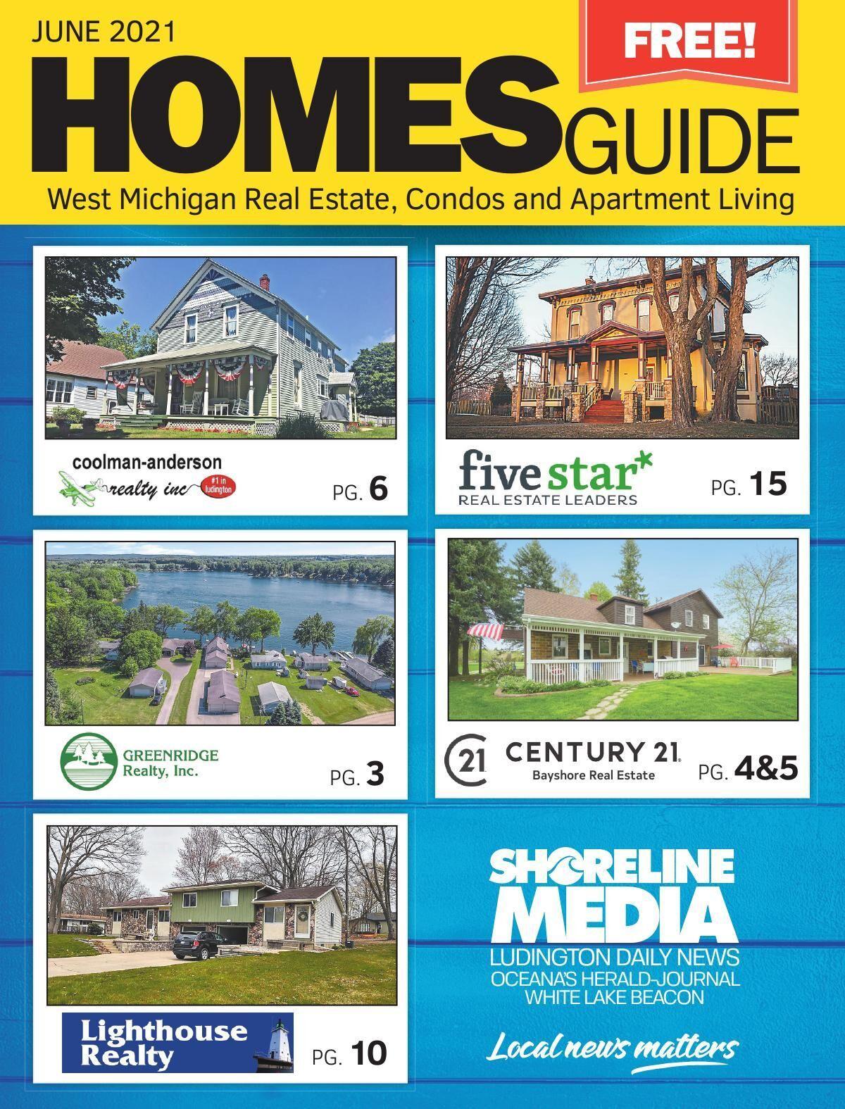 Homes Guide - June 2021