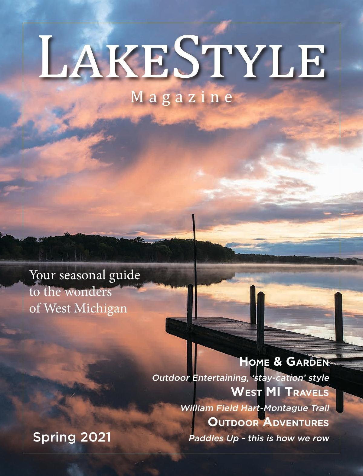 LakeStyle Magazine - Spring