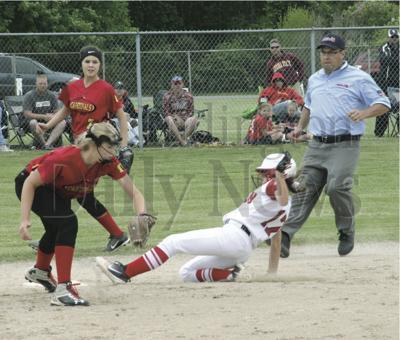 MHSAA Div. 4 softball regional