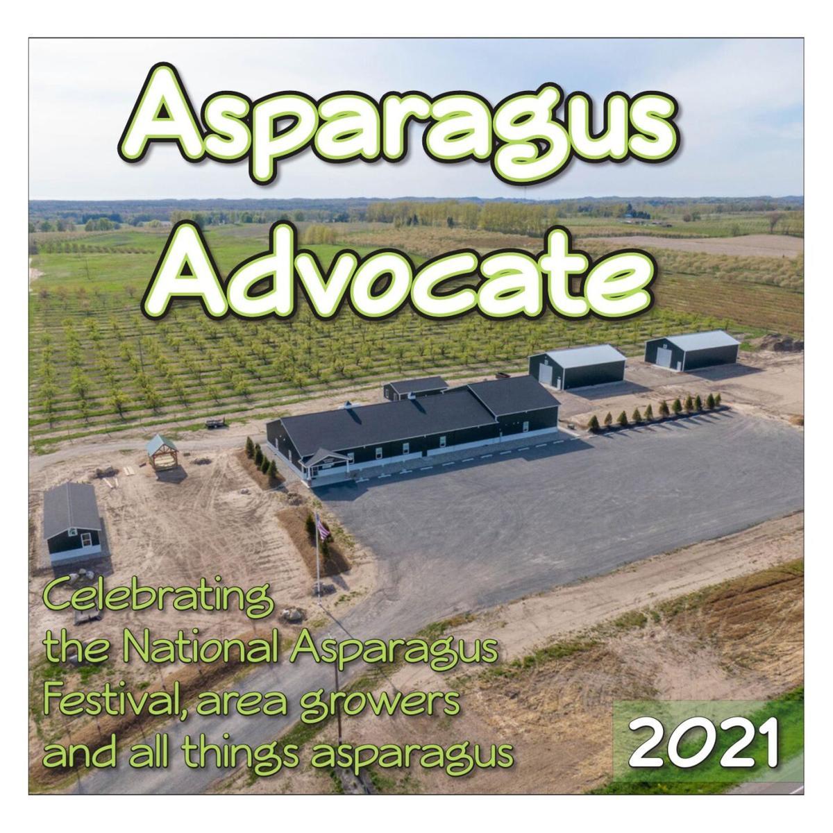 Asparagus Advocate 2021