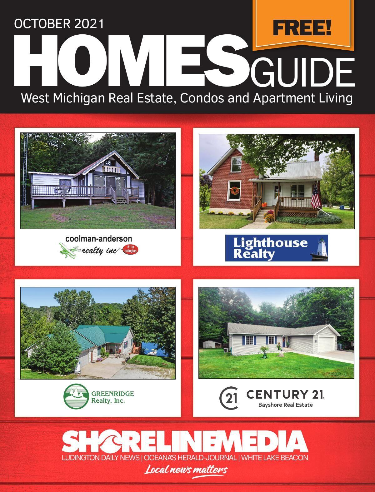 Homes Guide - October 2021