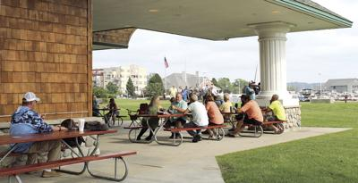 Waterfront Park bandshell