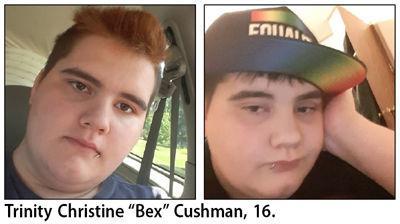 Trinity Christine 'Bex' Cushman
