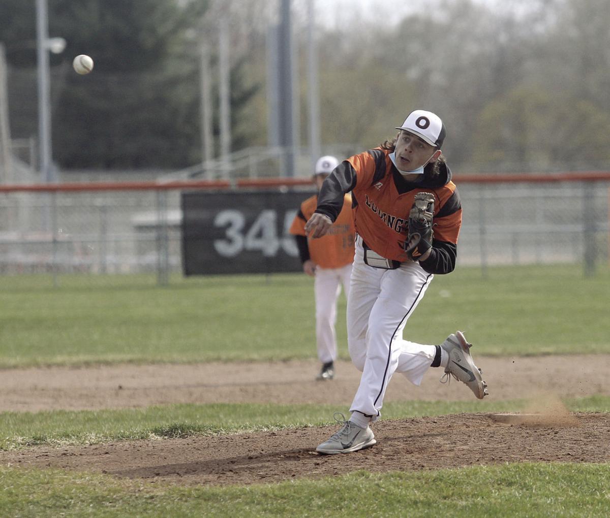 LHS v Muskegon Catholic baseball