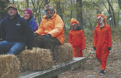 Connexion Point to host Haunted Hayride