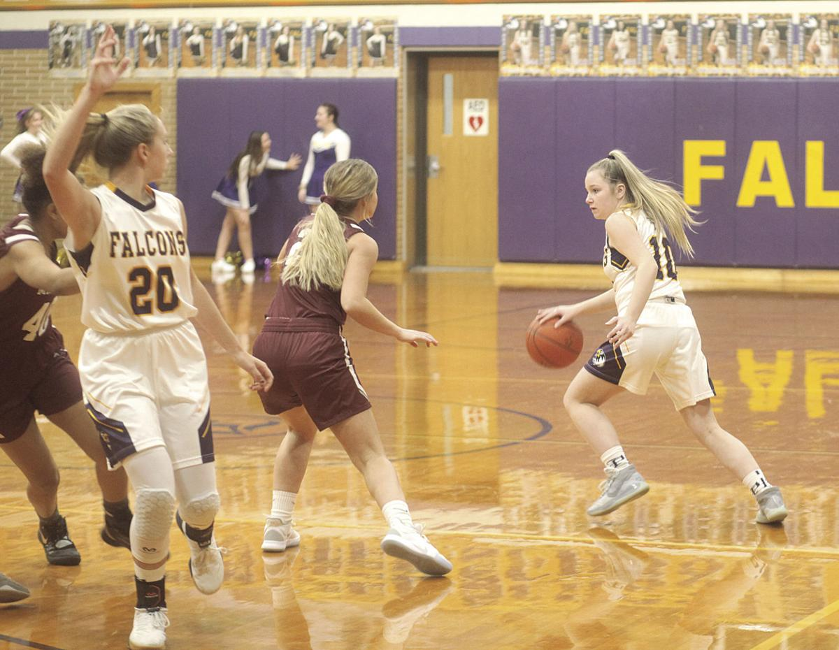 Marion at Pentwater girls basketball (copy)