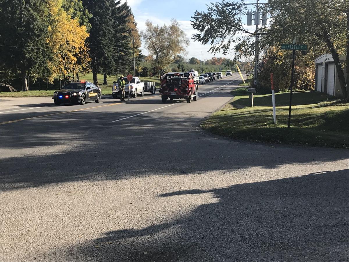 Ludington Teen Suffers Minor Injury After Crashing Jeep