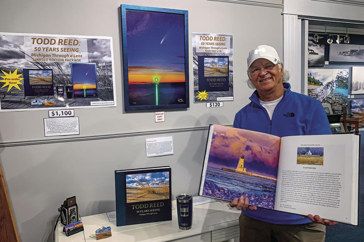 Todd Reed's '50 Years of Seeing Michigan Through a Lens'