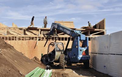 Culver's construction