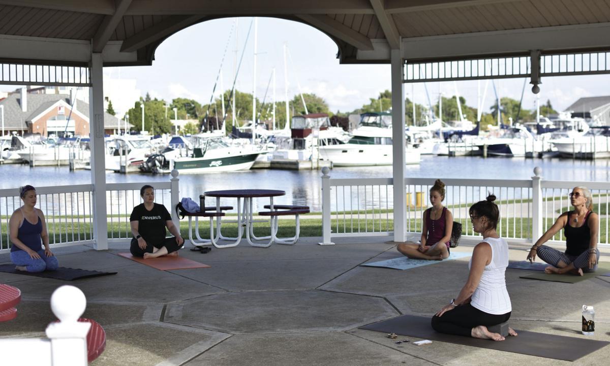 HH Yoga at Waterfront Park