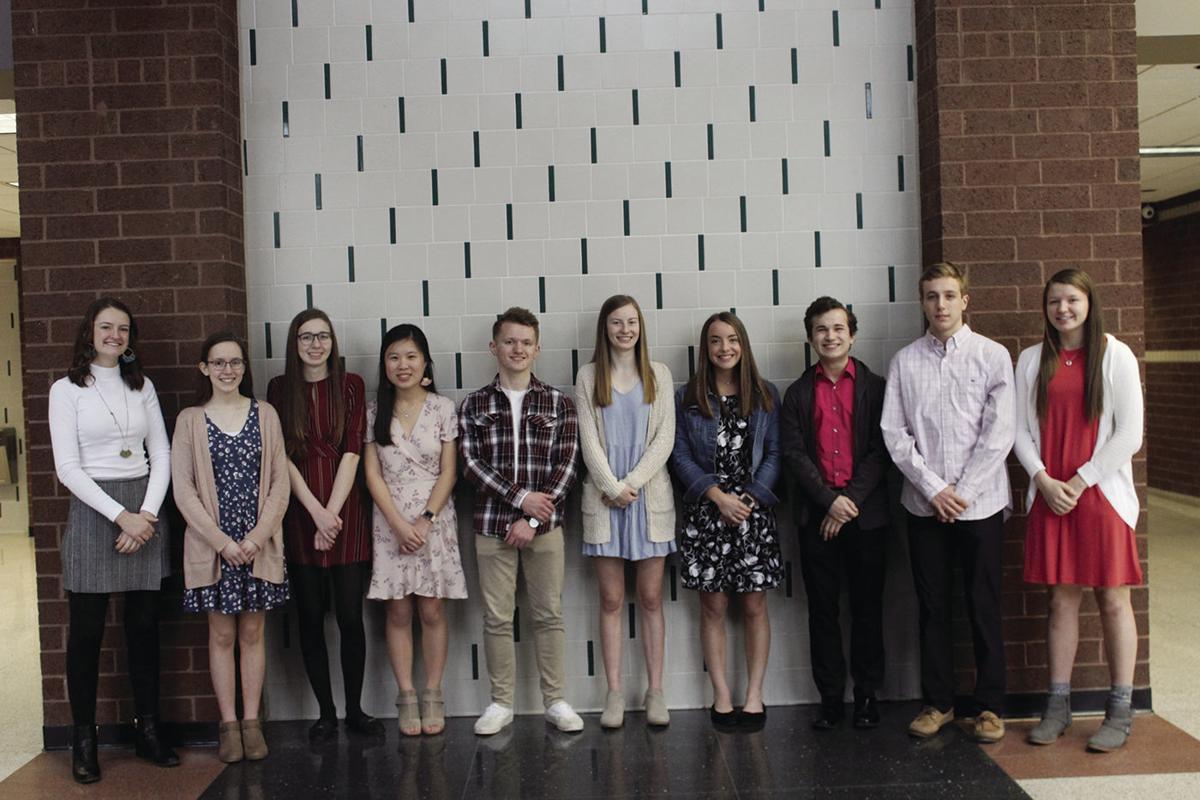 Reeths-Puffer High School Top 10