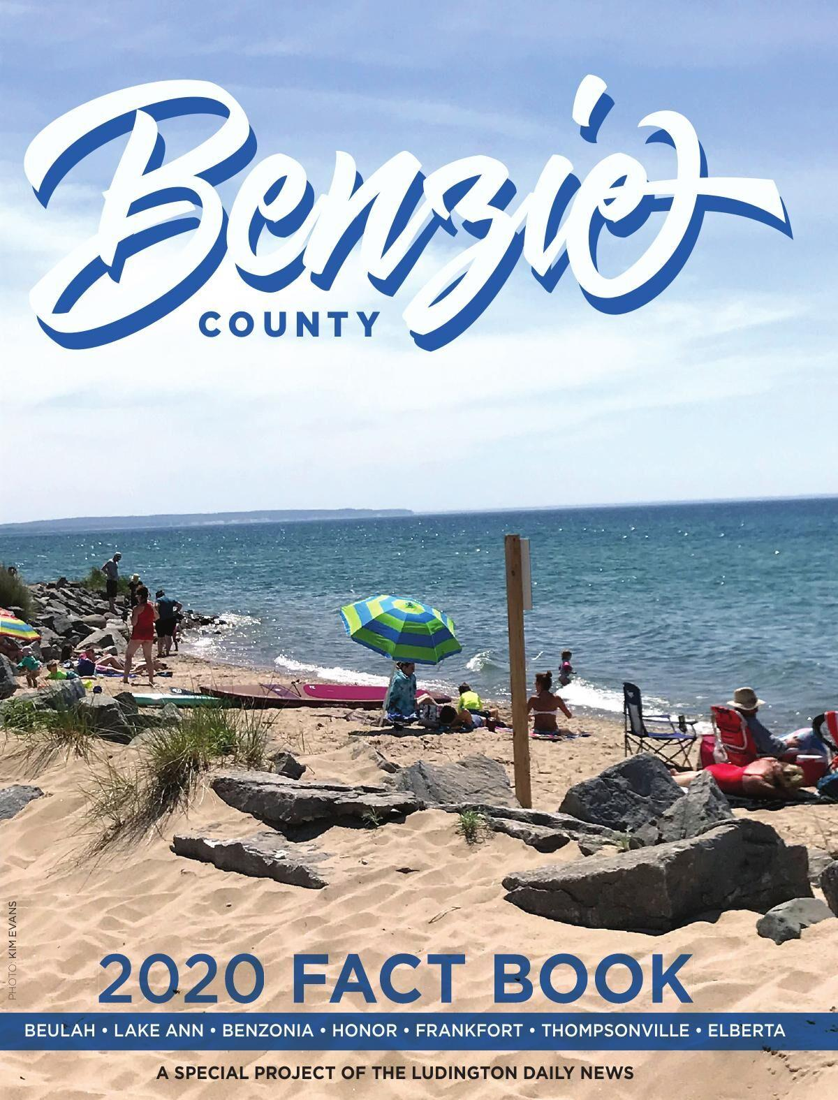 2020 Benzie County fact Book