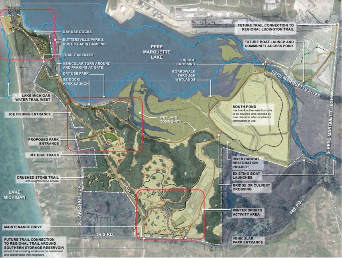 Pere Marquette Conservation Park Master Plan