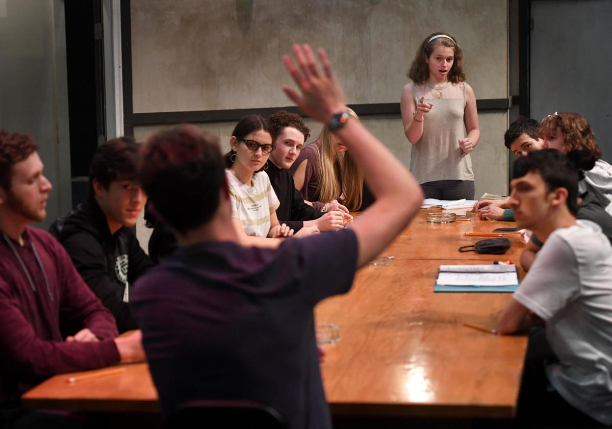 '12 Angry Jurors' teaches life lessons to Guilford High students