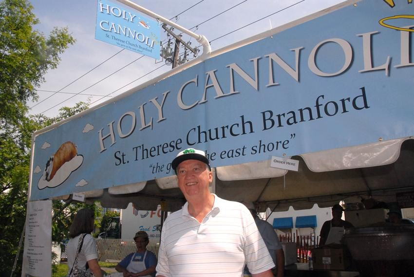 Branford Festival this weekend; you know it's summer…