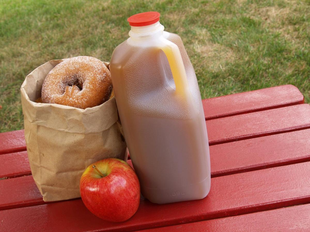 Kneads and Cravings: Make farm fresh cider doughnuts from home this September