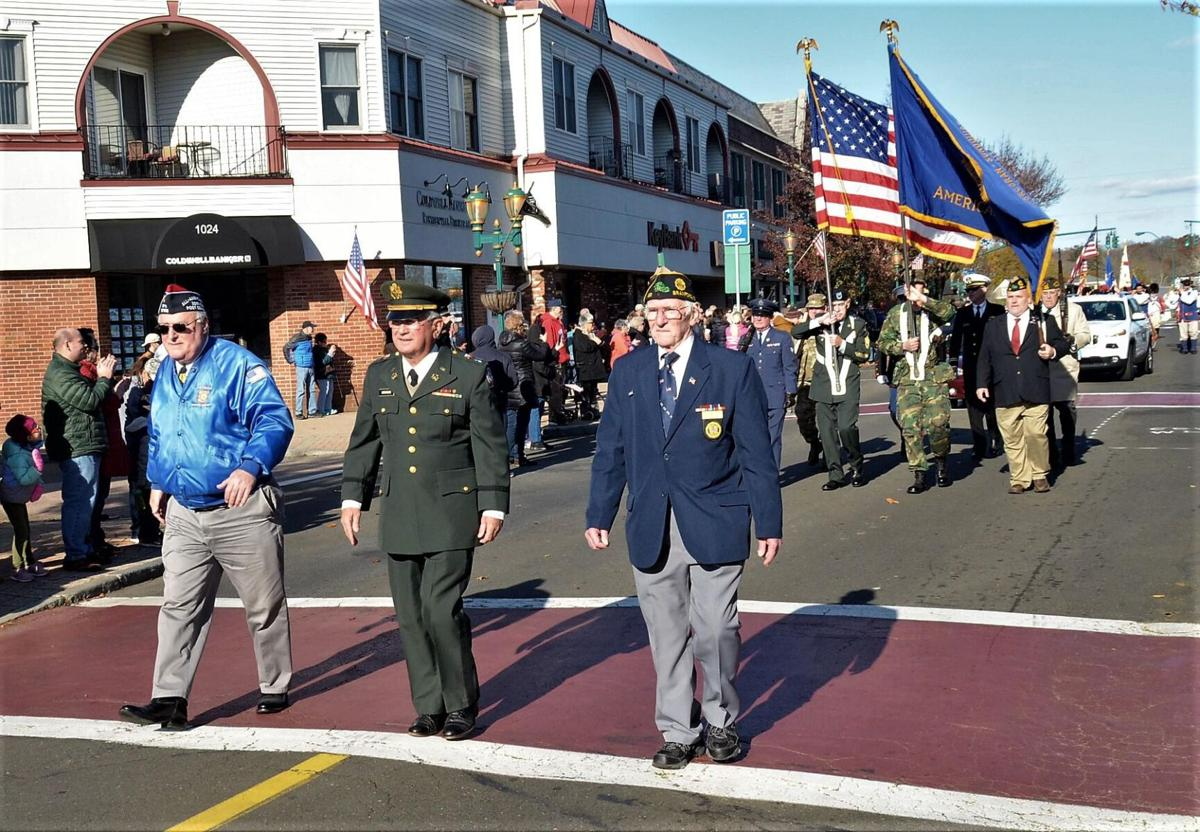Branford Veterans Day Parade canceled due to ongoing coronavirus pandemic