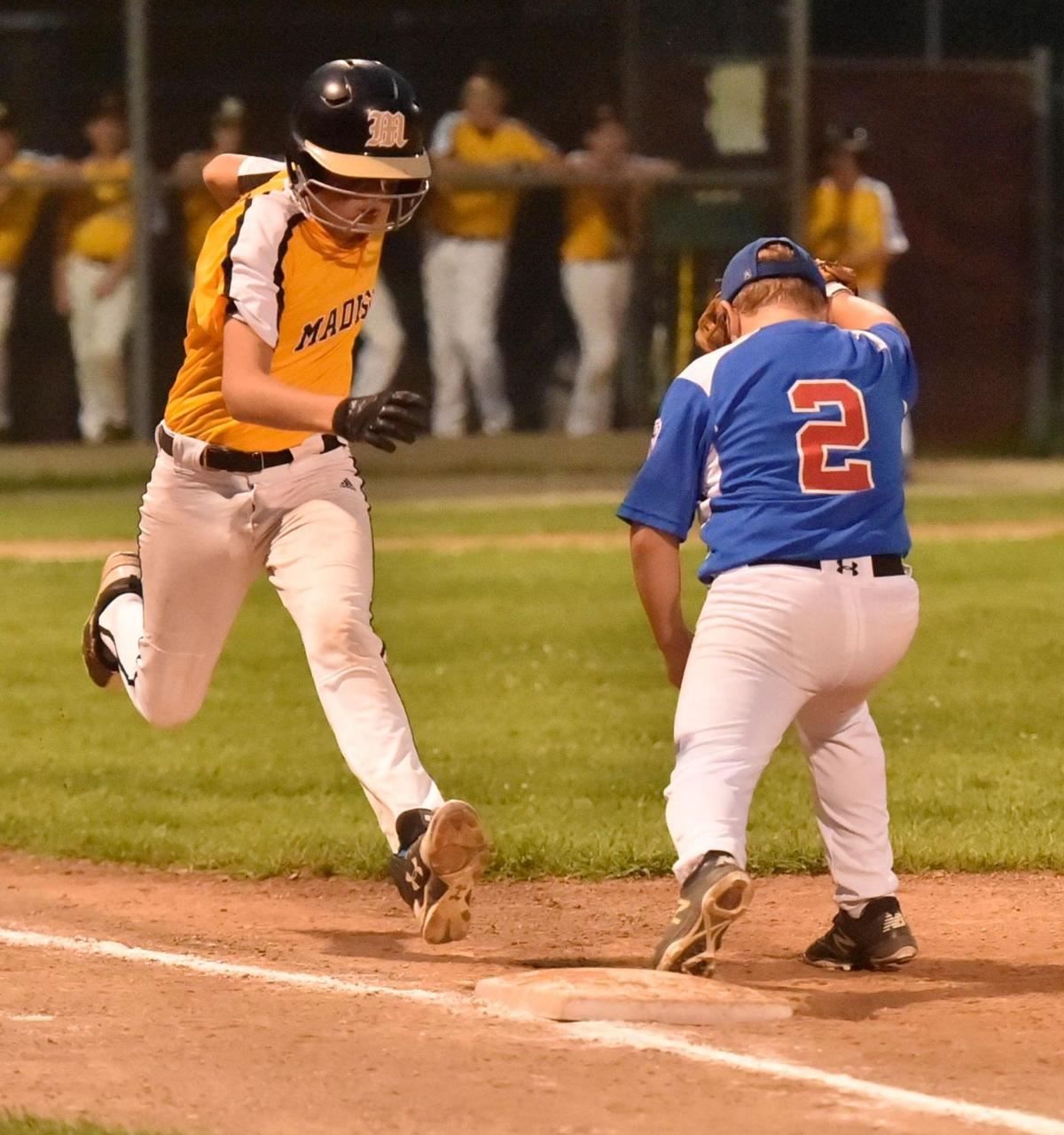 Little League: Wallingford ousts Madison to remain alive