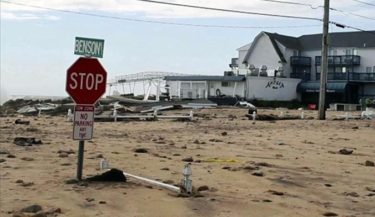 Remembering the good old days — Hurricane Gloria, when these events were rare