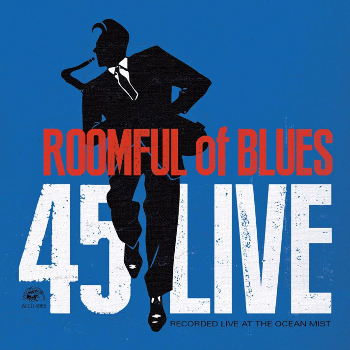 Roomful of Blues swings into The Kate, Friday