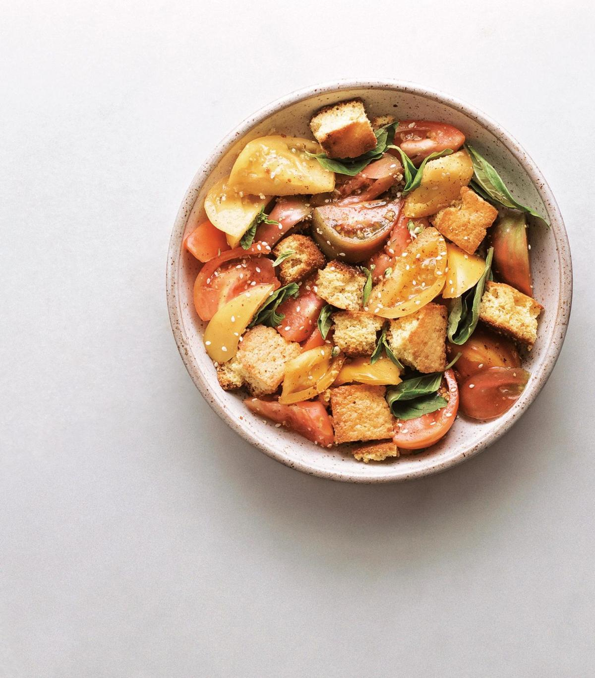 Stephen Fries: Fruits and veggies can easily carry a meal