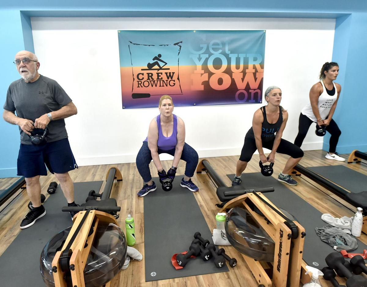 Rowers rally to keep doors open at Branford's Crew Rowing