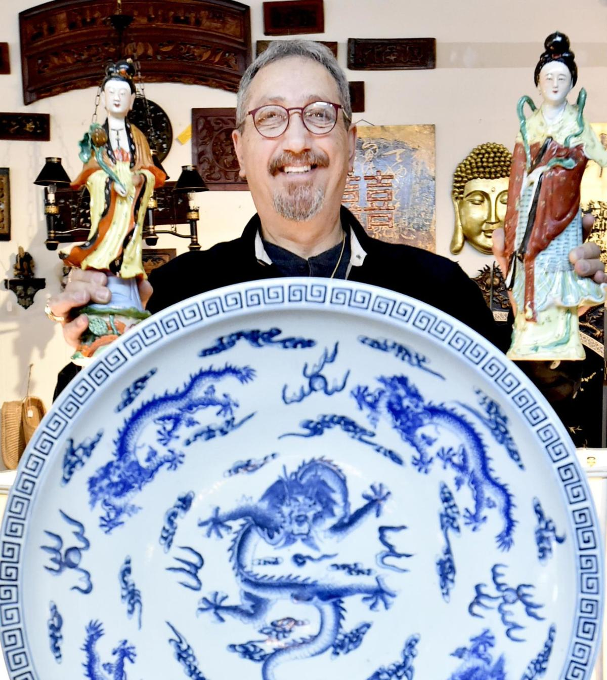 Old Saybrook's Re-unique offers treasures from the globe