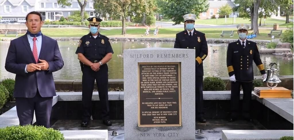 'Don't allow hatred to win': Honoring those lost on 9/11