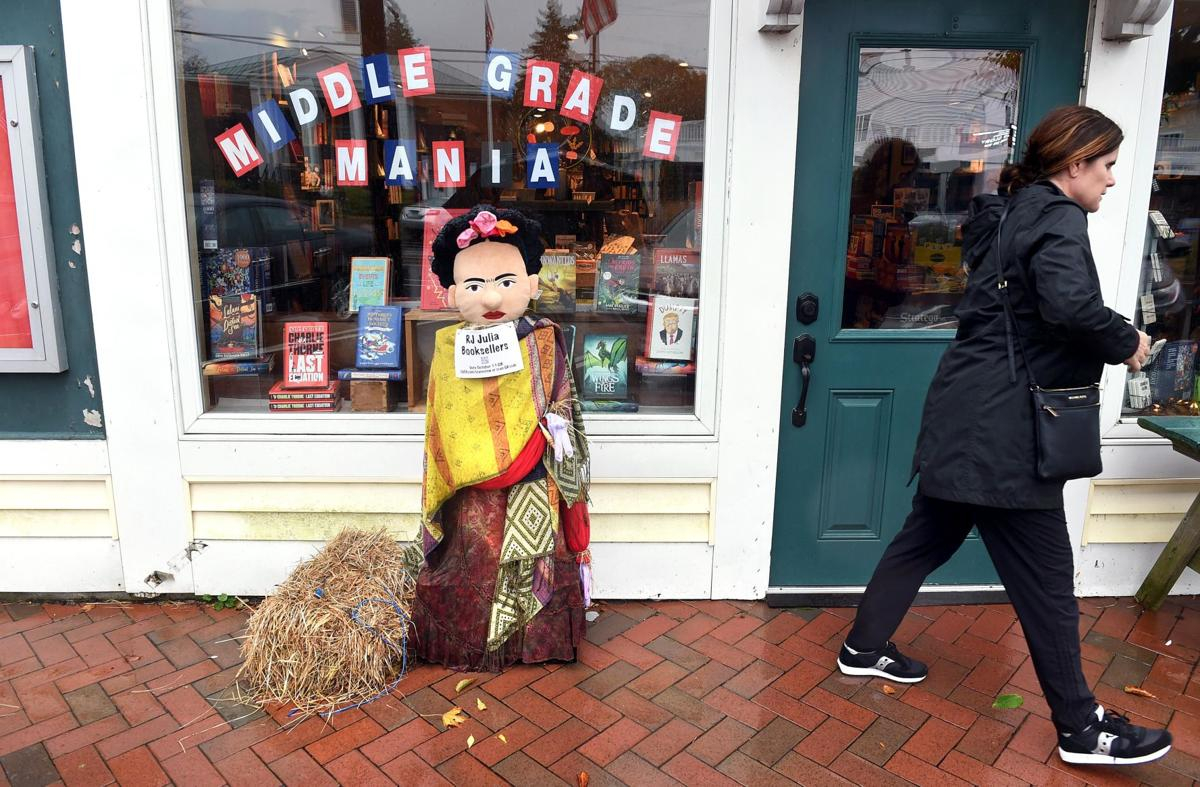 Scarecrows invade Madison
