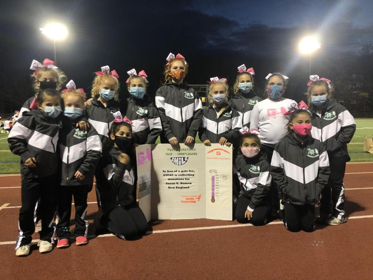 Guilford Cheers for a Cure, Cheers for a Coach