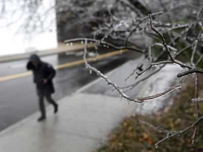 NWS: Icy conditions could cause dangerous travel, power outages in CT