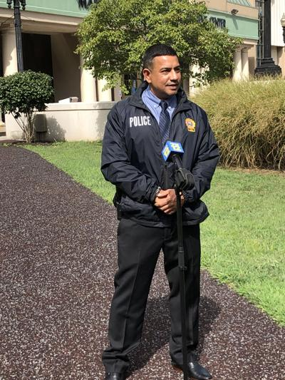 Homicide cop says delivering a baby was 'scary'
