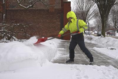 NWS: Expect sleet, snow and freezing rain for days in CT