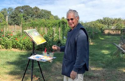 Get outside and paint at En Plein Air Show with Madison Art Society