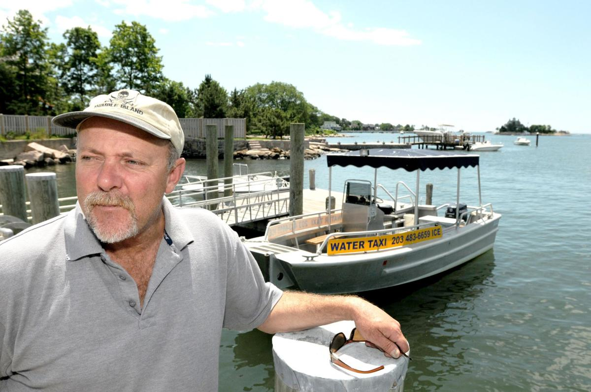 Captain Bob Milne, guardian, booster of Stony Creek, dies at 58