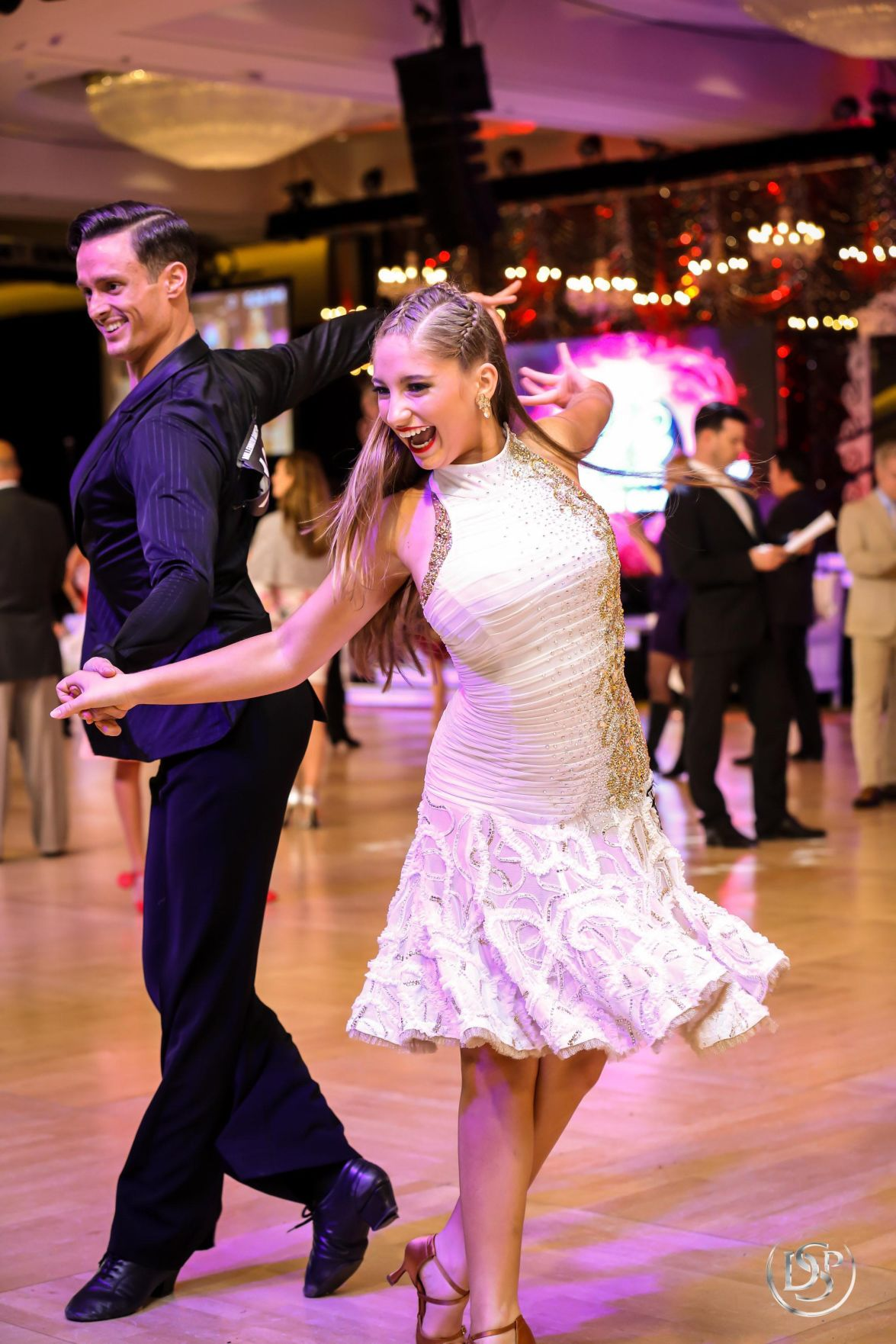 Strictly ballroom: The remarkable journey of Ariel Mayer 14-year-old ballroom champion