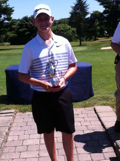 State golf roundup: Madison's Doyle laps field at Junior PGA