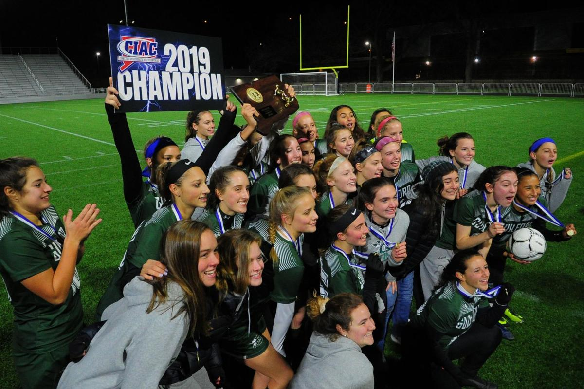 Guilford rallies past East Lyme, wins ninth state championship