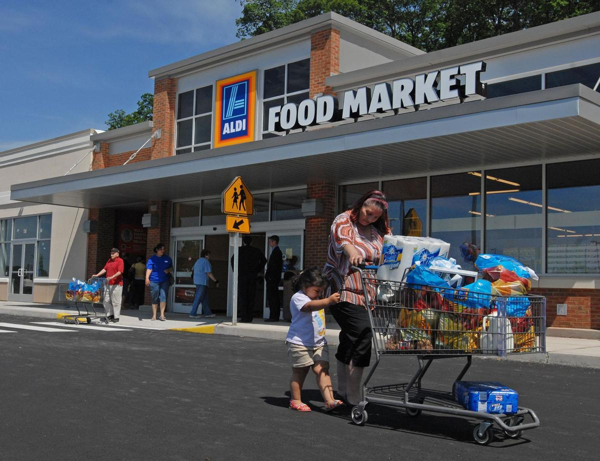 Supermarket chain Aldi looks to open Branford location